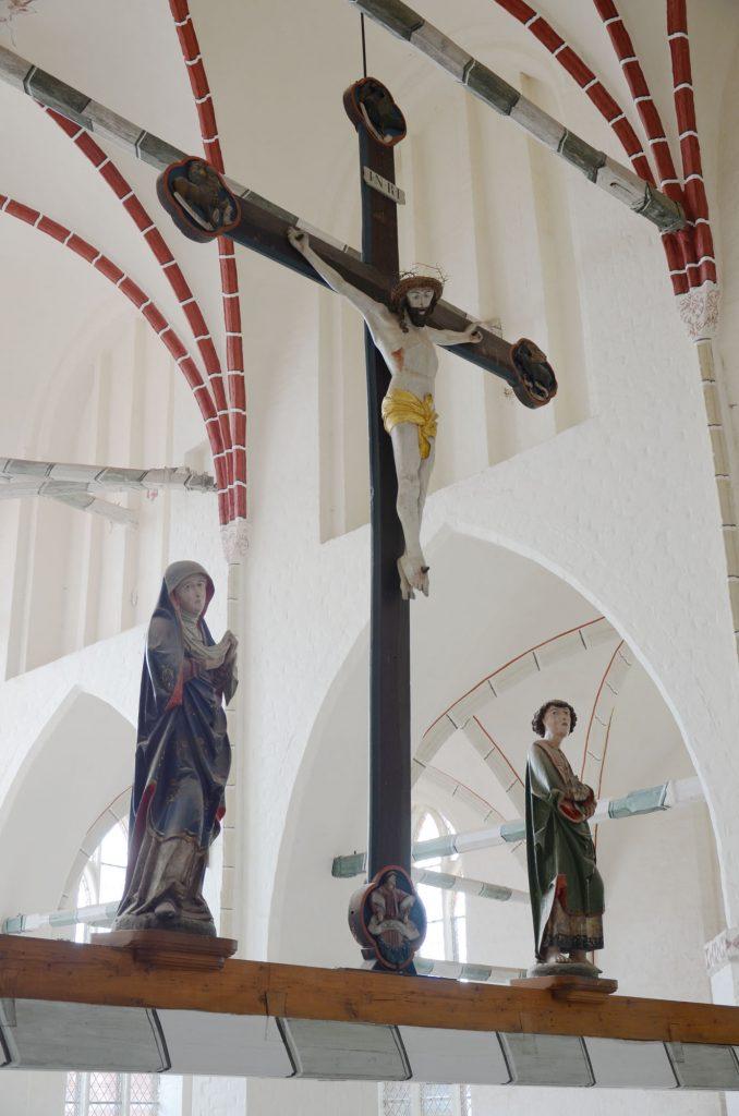 Stadtkirche Gadebusch, Triumphkreuz