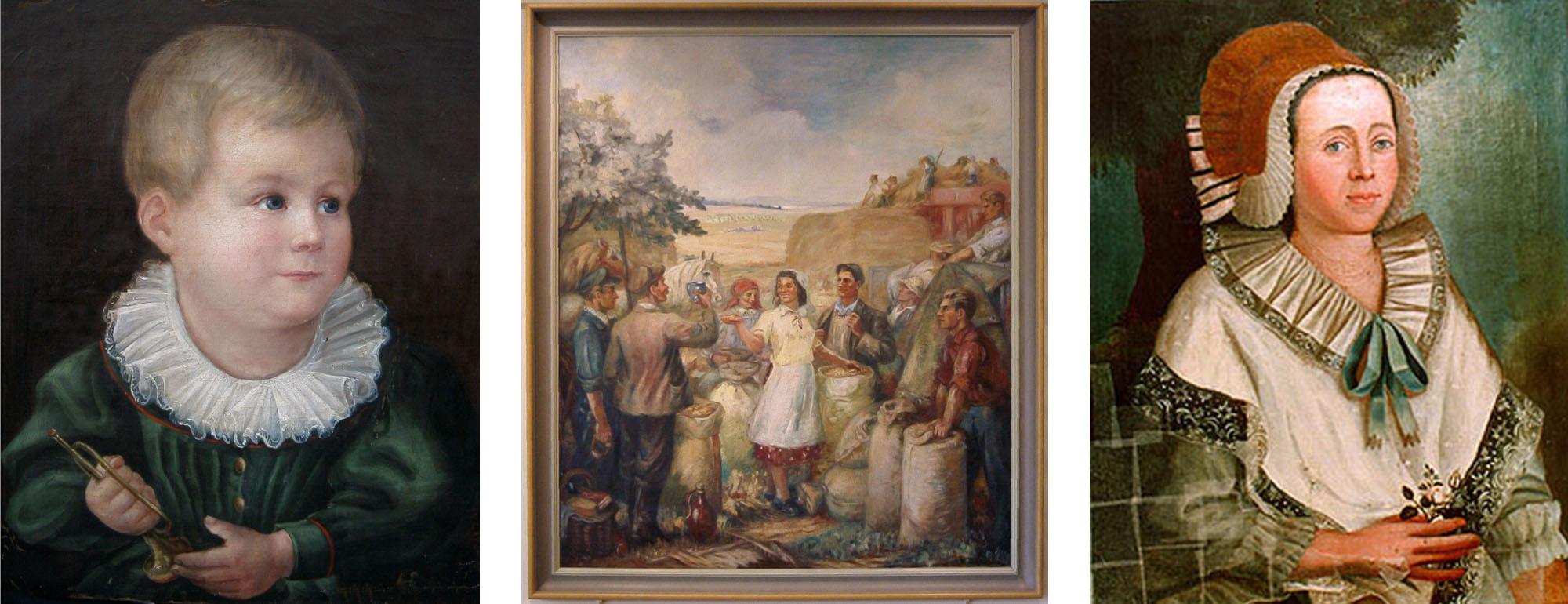 Restaurierung von Gemälden